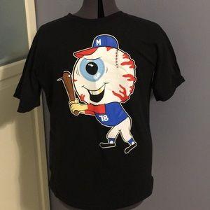 Mishka MNWKA Ballplayer Tshirt
